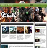 Игровой портал (зеленый)